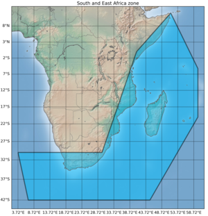 X-TRACK South and East Africa Region